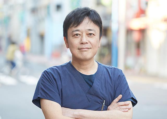 院長 小川 宏(おがわ ひろし)
