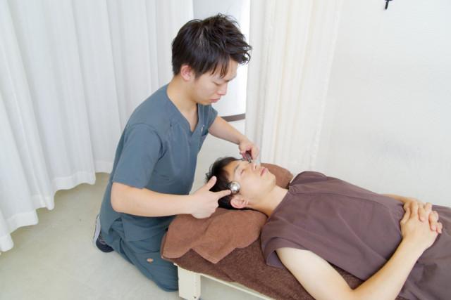 頭頚部に効果的な特殊器具