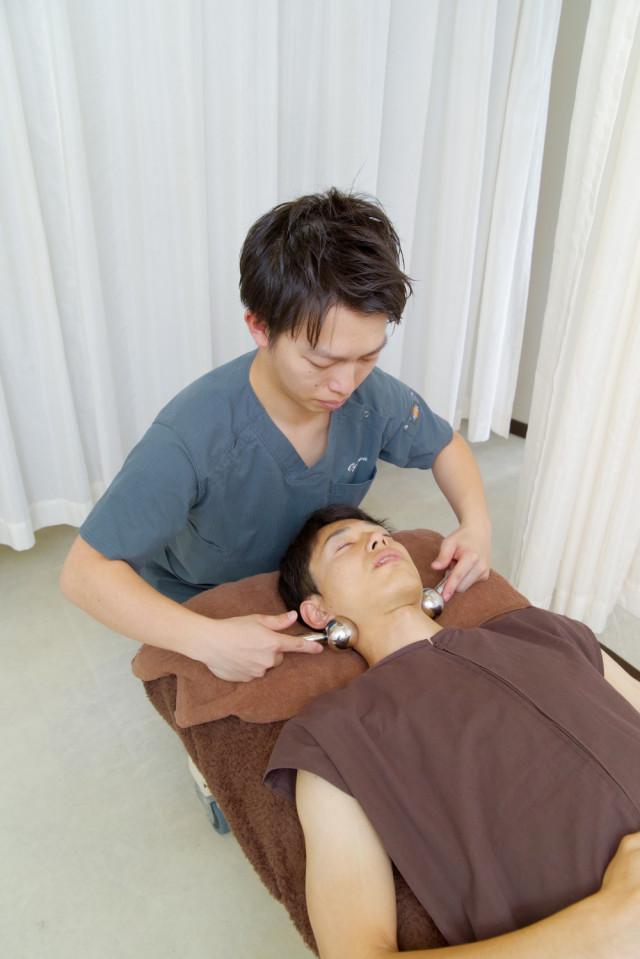 3.頭、首に効果的な特殊器具